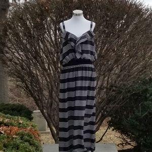 Plus size 3X sheer dress